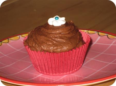 Chocolade Muffins Cakejes Cupcakes