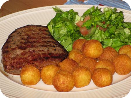 Smokey Grill Steak