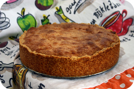 Covered Apple Pie