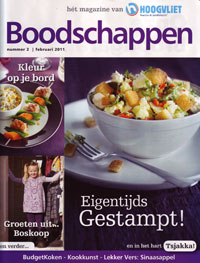 Boodschappen Februari 2011