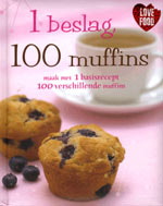 1 Beslag, 100 Muffins - Susanna Tee