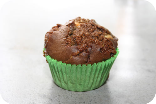 Chocolade Marshmallow Muffins