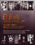 El Bulli - Cooking in Progress DVD