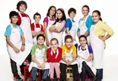 Junior Masterchef net5 kandidaten