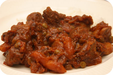 Indonesian Stew