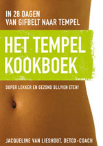 Het Tempelkookboek door Jacqueline van Lieshout