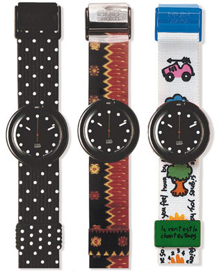 PopSwatch by Swatch