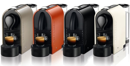 Nespresso U machines