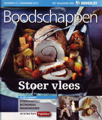 Boodschappen November 2012