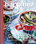 Happinez Good Food kookboek