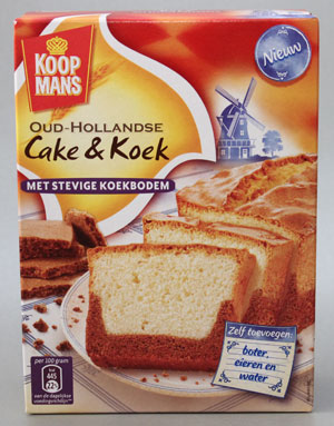 Koopmans Oud Hollandse Cake &#038; Koek