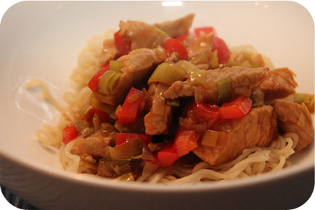 Noodles Chop Suey