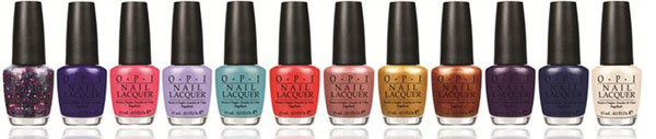Euro Centrale by OPI Collection