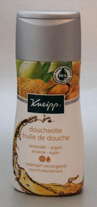 Kneipp Doucheolie met Amandel en Arganolie