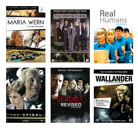 maria wern, the protectors, real humans, the spiral, verdict revised, wallander