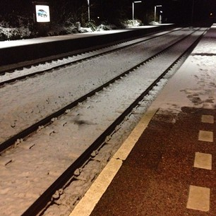 winterdienstregeling NS