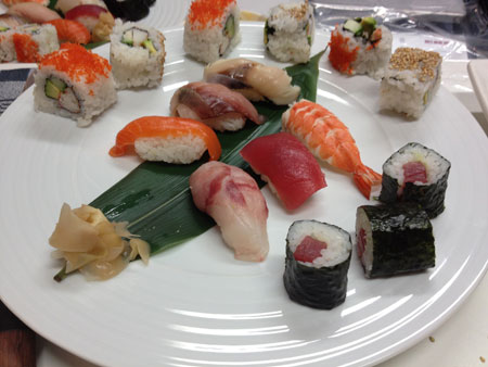 Sushiworkshop