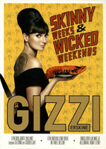 Skinny Weeks & Wicked Weekends door Gizzi Erskine