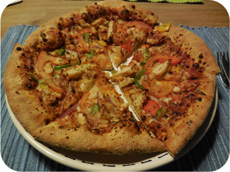 Domino's Pizza in Veenendaal Chicken superbe