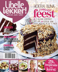 Cover Libelle Lekker November 2013