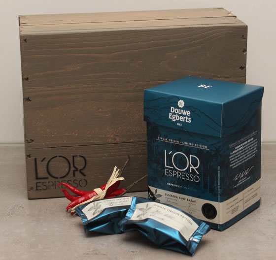 L'Or Limited Edition 2013: Sumatra Blue Batak