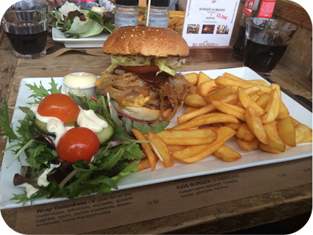 Burgerij in Schoten Smokey Bacon