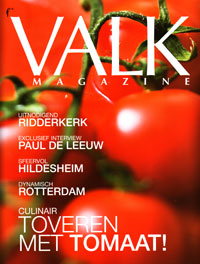 van der valk magazine